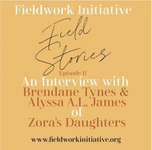 Field Stories podcast - episode 11